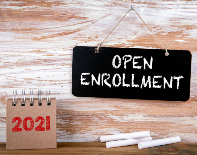 Open Enrollment Information 2021-2022