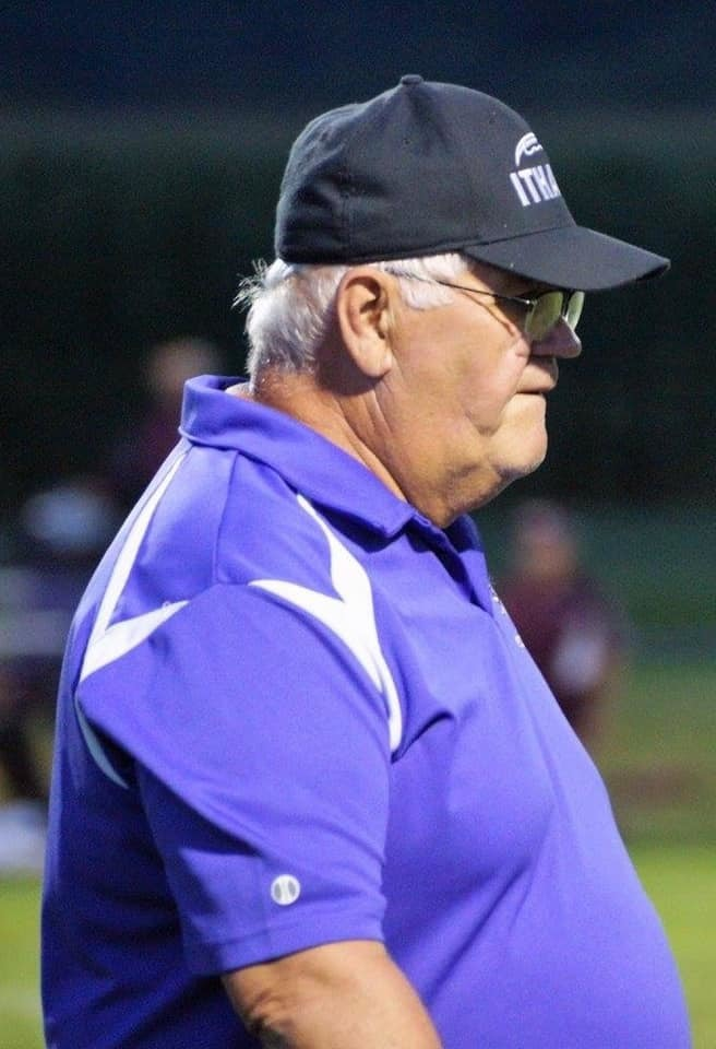 Coach Harris to be inducted into Hall of Fame