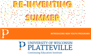 UW-Platteville Virtual Youth Camps