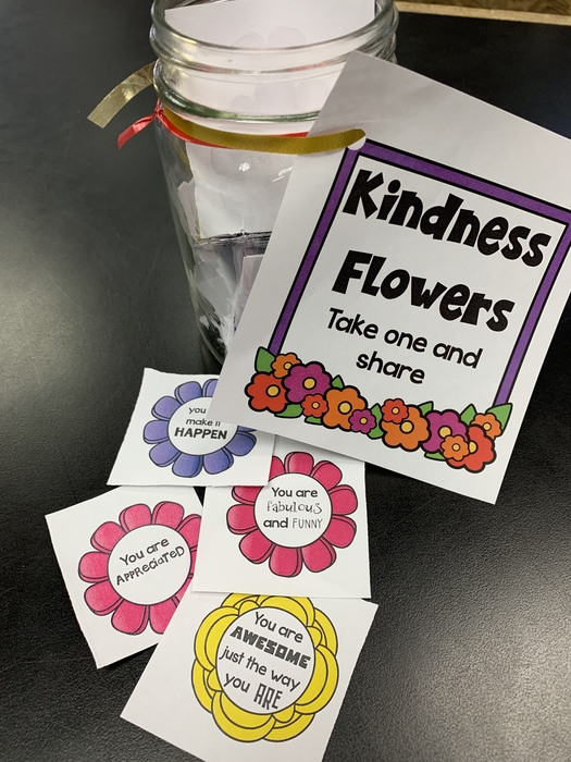 Kindness Flowers