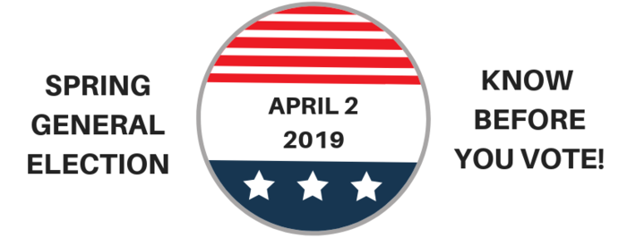 Spring Election Day