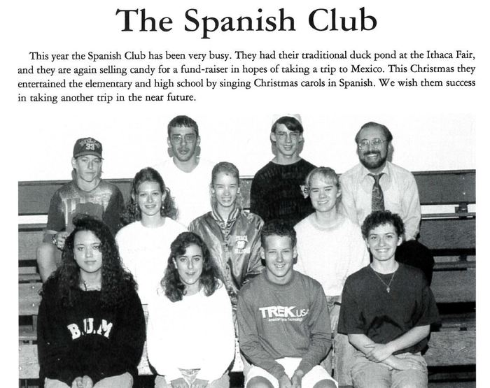 Ithaca Spanish Club