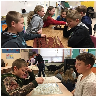 7th teaching 4th chess