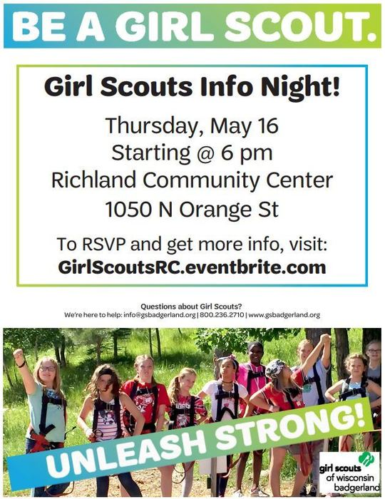 Girl Scout Information Night