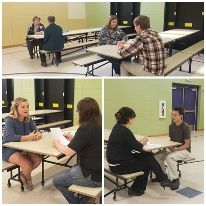 Careers Class mock interviews