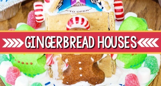 PTSO Gingerbread House making@