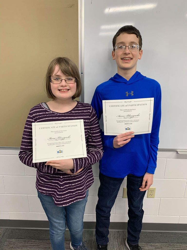 Sectional Spelling Bee 2020