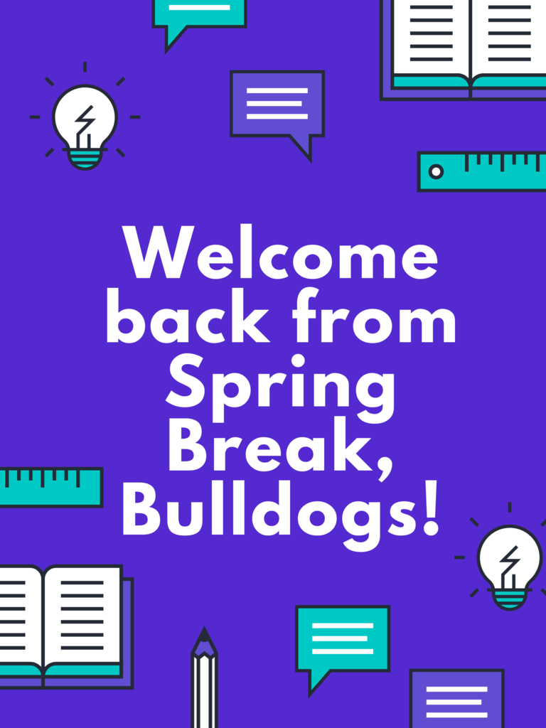 Welcome Back, Bulldogs!