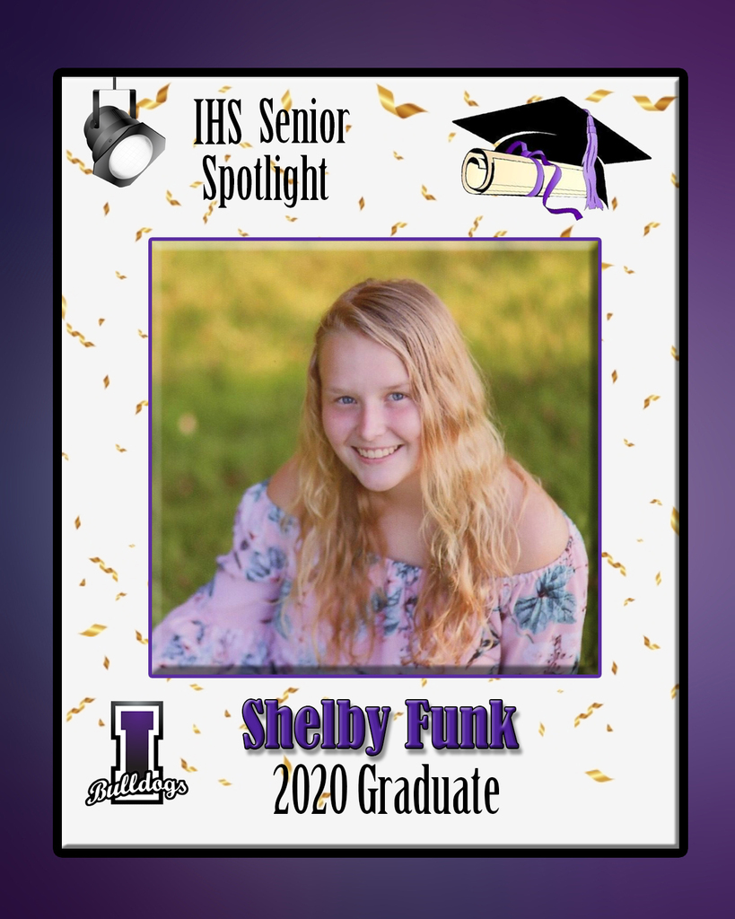 Shelby Funk - IHS Class of 2020